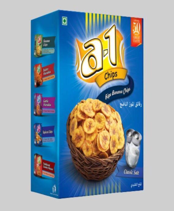 Banana Fruit Chips Pkt