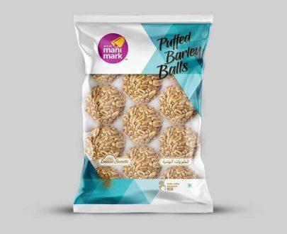 Puffed Barley Balls