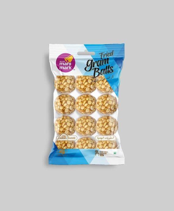 Fried Gram Balls