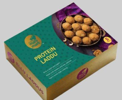 Fried Gram Laddu