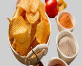 Spl. Potato Chips (Tomato)