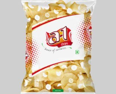 Potato Chips Salt