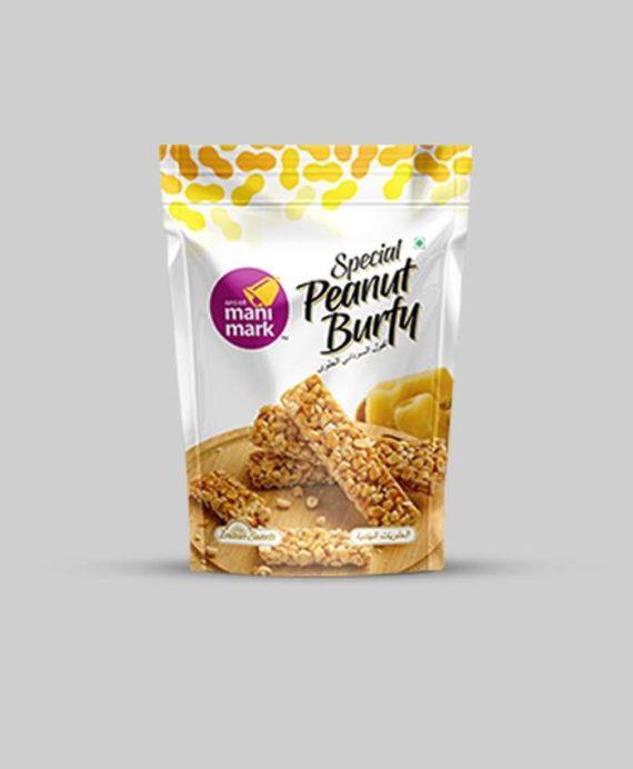 Manimark Special Peanut Burfi