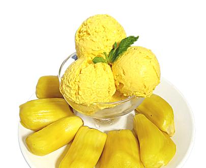 Biteskart natural jackfruit ice cream