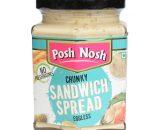 Sandwich sauce in jar