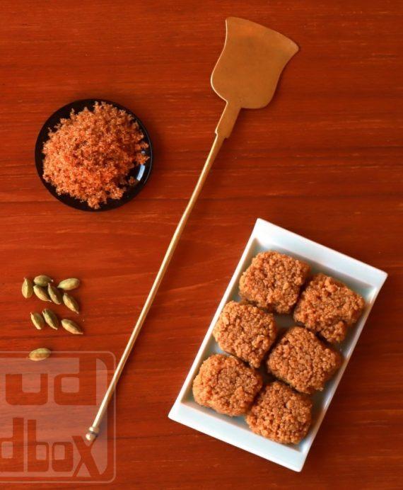 Brown Sugar Kalakhand